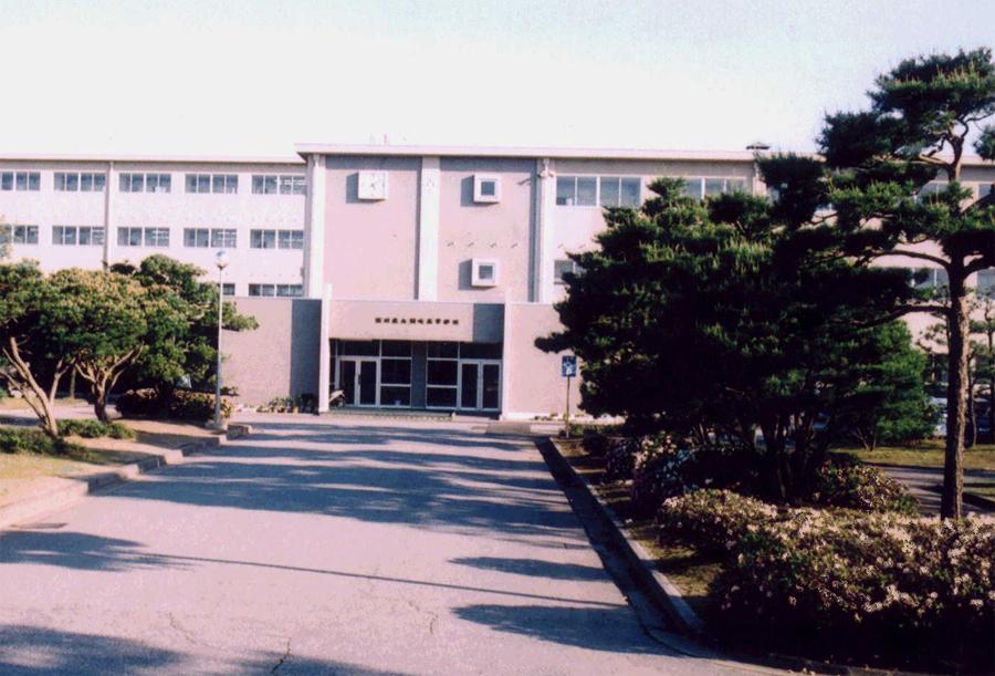 羽咋高等学校